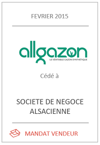 Cession Allgazon.com