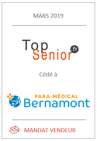 Cession du e-commerce Top-Senior.fr